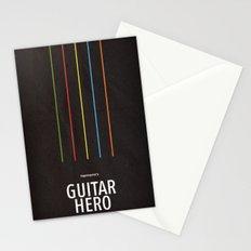 Harmonix's Guitar Hero Stationery Cards