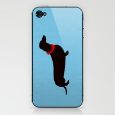 Dachshund Dog iPhone & iPod Skin