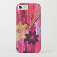 future iPhone & iPod Cases featuring Future by Jennifer Forsythe