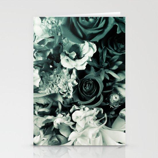 nostalgic rose Stationery Cards