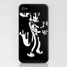 Cat Melt iPhone (4, 4s) Slim Case