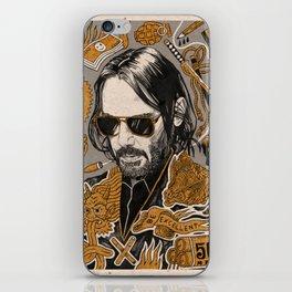 Babayaga iPhone Skin