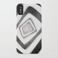persona 4 iPhone & iPod Cases featuring Into the TV (Persona 4) by ASHPLUS