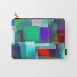 color boxes pinched Carry-All Pouch