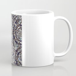 Year of the Snake mosaic Coffee Mug