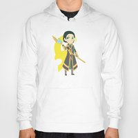 loki Hoodies featuring Loki by Nozubozu
