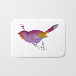 Chickadee Bath Mat