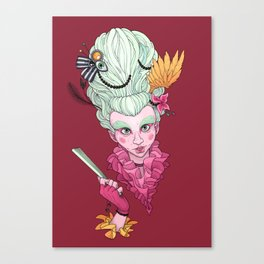 Hello cutie Canvas Print