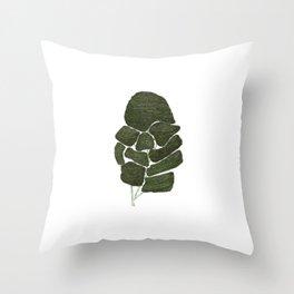 Topiary Two Throw Pillow