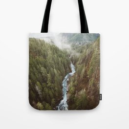 Vance Creek Tote Bag