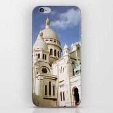 Sacre Coeur, Paris  iPhone Skin