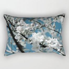 Almond Blossom Rectangular Pillow