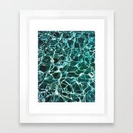 Waiting For Summer #society6 #decor #buyart Framed Art Print