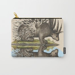 Who Are You Calling Porky? Carry-All Pouch