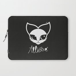 ALLKATZE * Space Cat - Weltraum-Katze - Chat d'Espace Laptop Sleeve