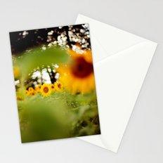 Sonnenblumen im Sommer Stationery Cards