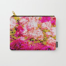 Vintage Pink Hydrangeas | Flowers | Flower | Nadia Bonello | Canada Carry-All Pouch