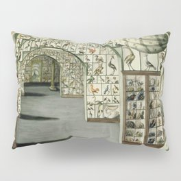 Museum of Curiosities Pillow Sham