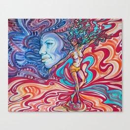 La Musica Canvas Print