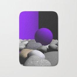 go violet -09- Bath Mat