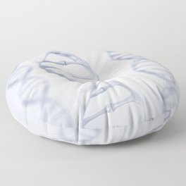 DNA Floor Pillow