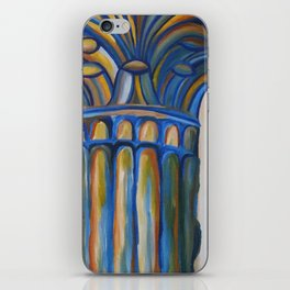 Greek Column iPhone Skin