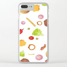 In-N-Out Clear iPhone Case