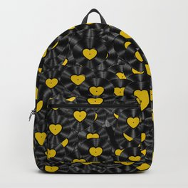 Vinyl Love Backpack