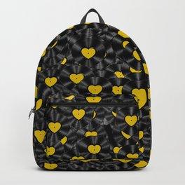 Vinyl Love Backpack