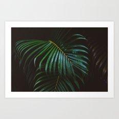 Tropical Hustle Art Print