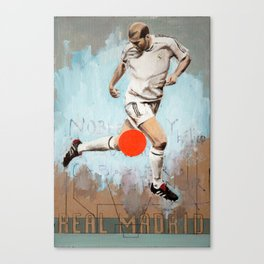 One Love: RMA (ZZ) Canvas Print
