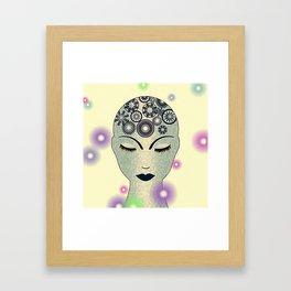 Attitude Shift Framed Art Print