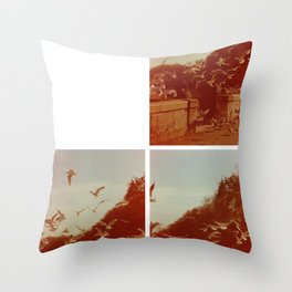 Rome III Throw Pillow