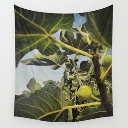 the smell of the fig tree Wall Tapestry