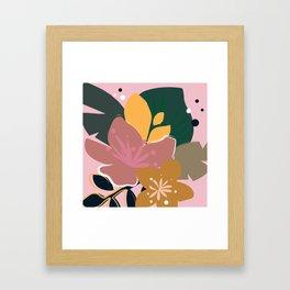 S P R U N G Framed Art Print