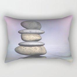 balance -5- Rectangular Pillow