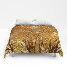 Falling into Light Comforters