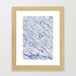 Blueprint Framed Art Print