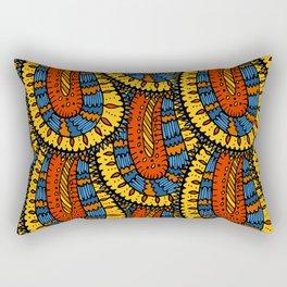 Tribal pattern Rectangular Pillow