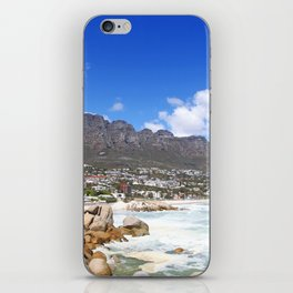 Lovely Cape Town, South Africa iPhone Skin