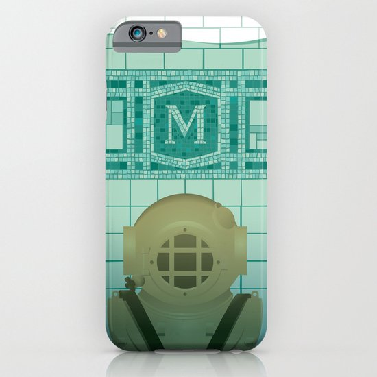 Flooded iPhone & iPod Case