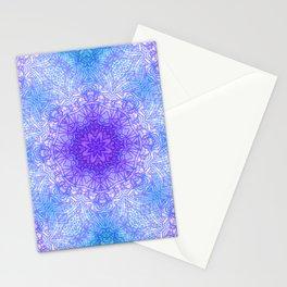 Mehndi Ethnic Style G337 Stationery Cards