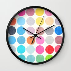 colorplay 9 Wall Clock