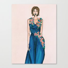 Ethereal (Zoomed) Canvas Print