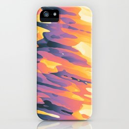 Plasmic Ejection // 67c iPhone Case