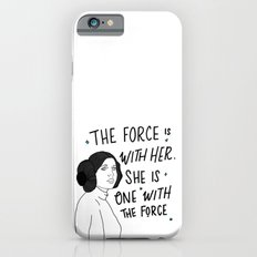 The Force is with Her iPhone 6s Slim Case