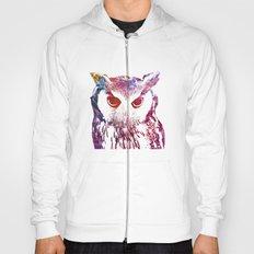Street Wise owl  Hoody