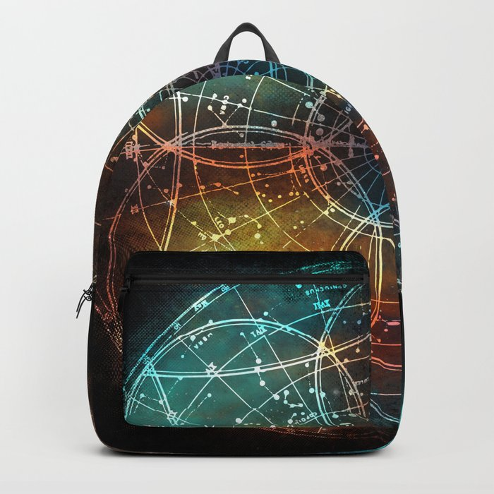 Star Map Backpack