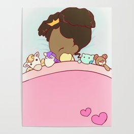 Lil Princess Sweet Dreams Poster