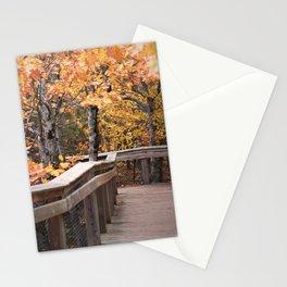 Plank Walk Stationery Cards